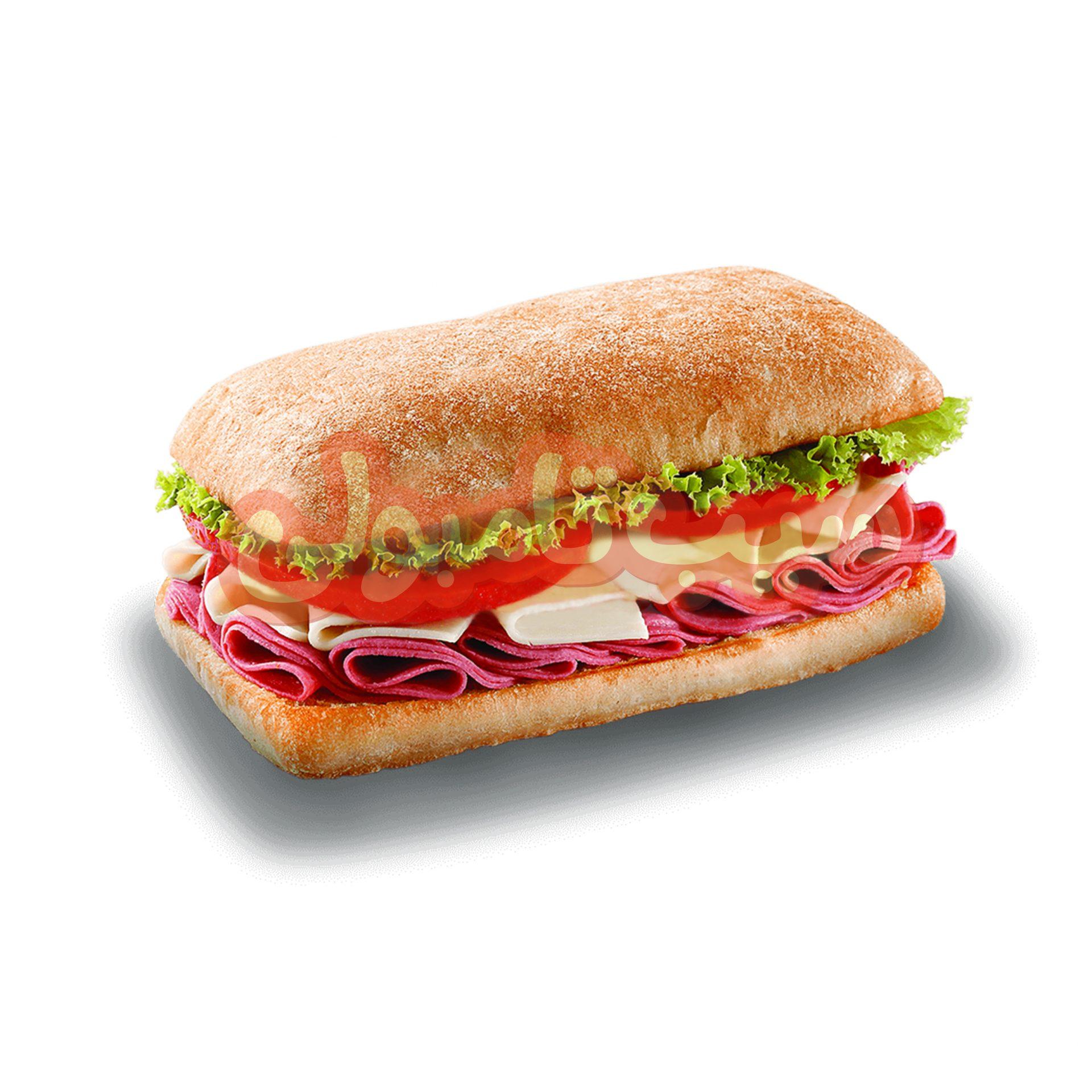 ساندویچ باگت