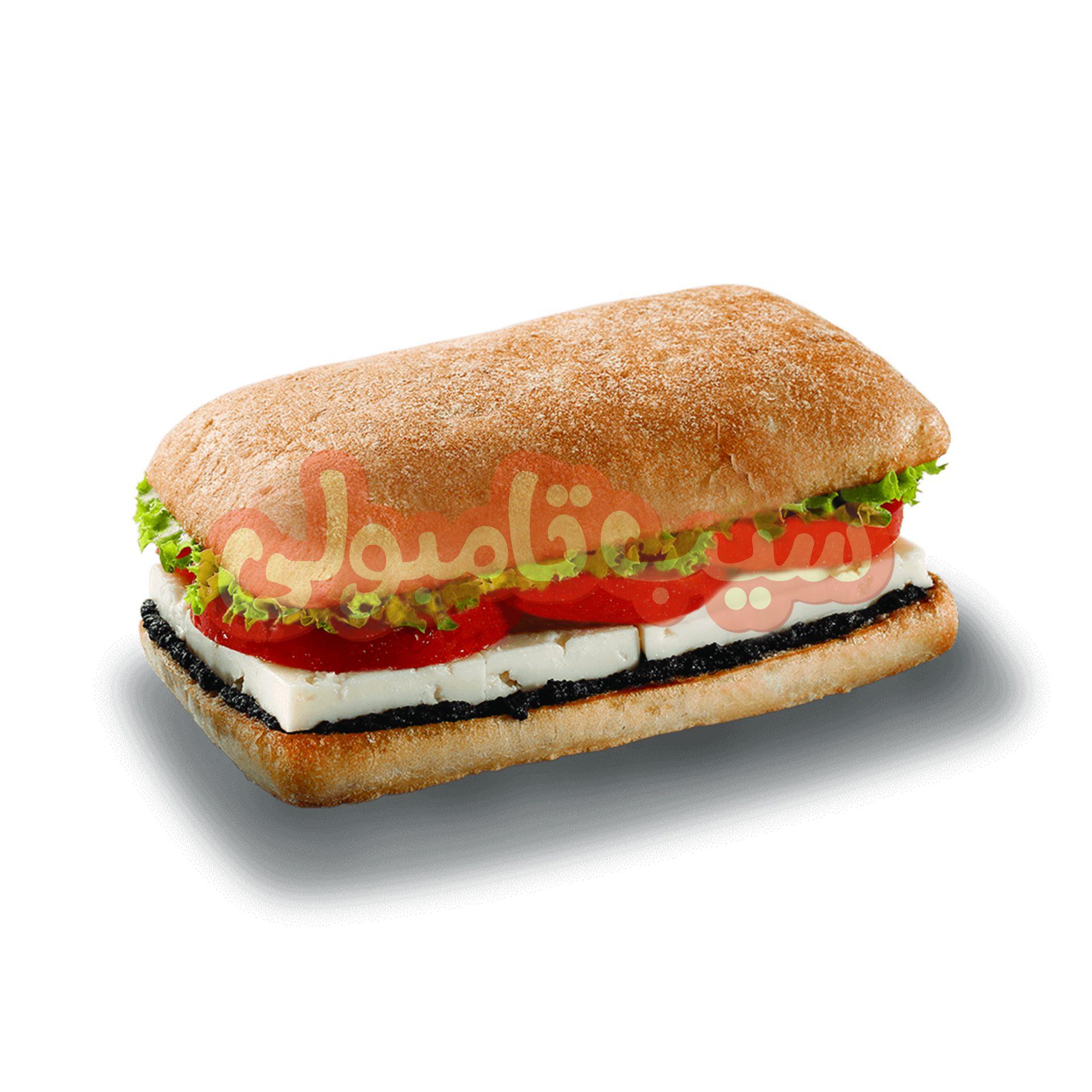 ساندویچ رژیمی